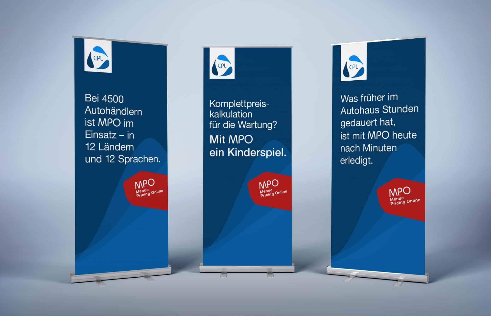CPL Würzburg Corporate Design Corporate Identity Markenentwicklung Arbeitgebermarke Agentur
