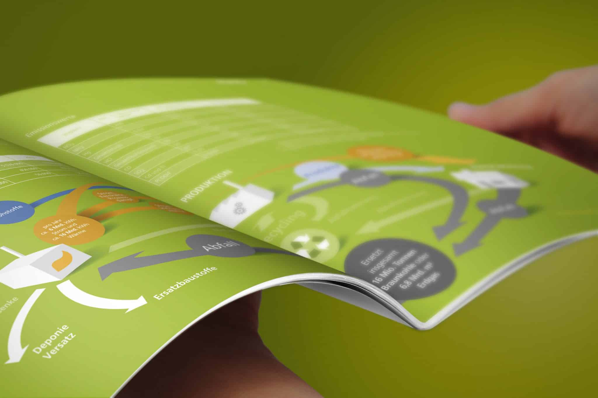 Gestaltung von Geschäftsberichten für die ITAD e.V. Seite 08