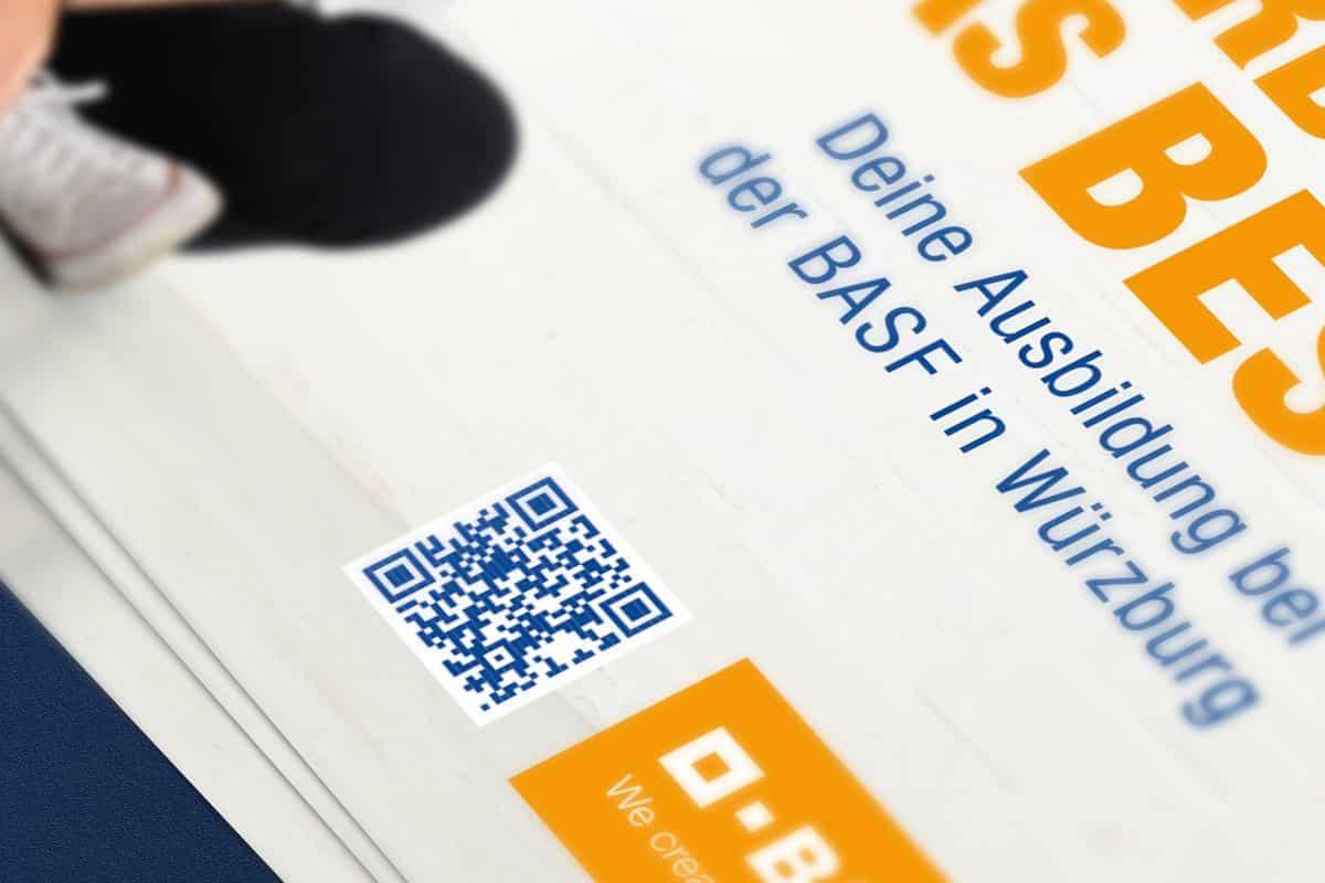 Flyer_beitargsbild Du verdienst das Beste Ausbildungskampagne der BASF in Würzburg