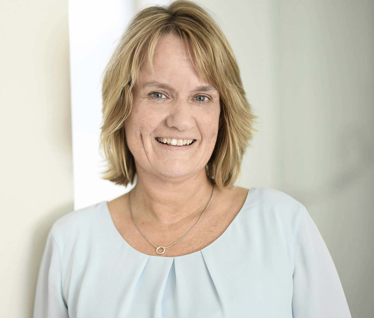 Frau Schroeder Porträt