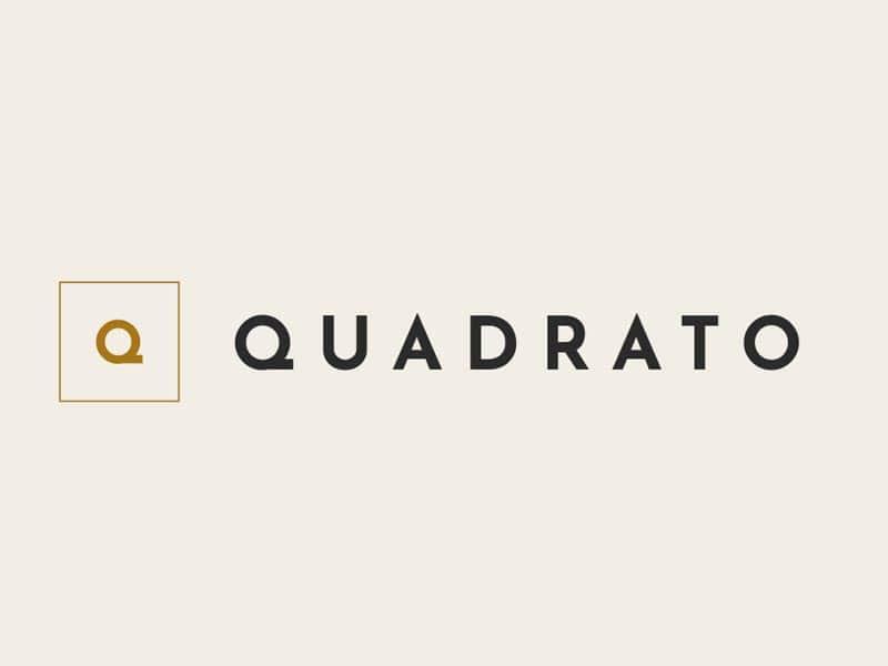 Teaserbild Markenentwicklung für Möbelproduzenten Quadrato, Corporate Design, Logo, Webdesign, Programmierung, Social-Media, Werbung